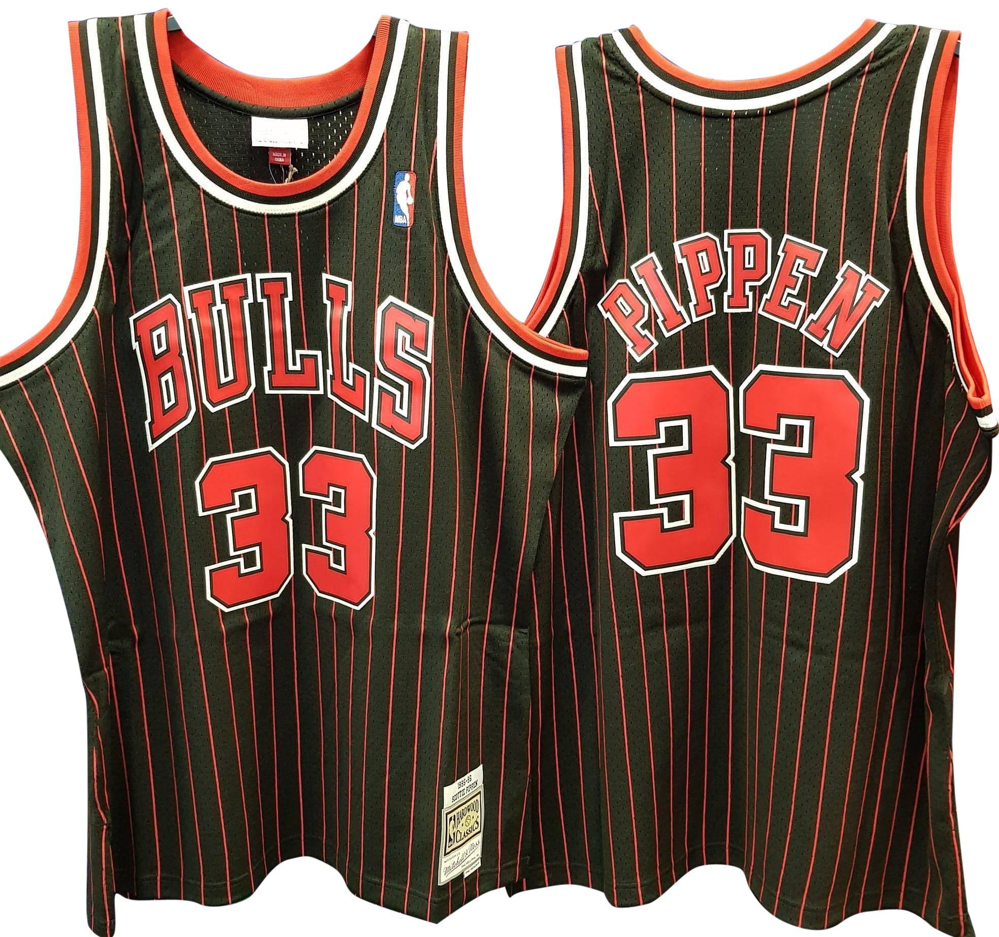 cheap jerseys china 2020 Mitchell \u0026 Ness Scottie Pippen ...